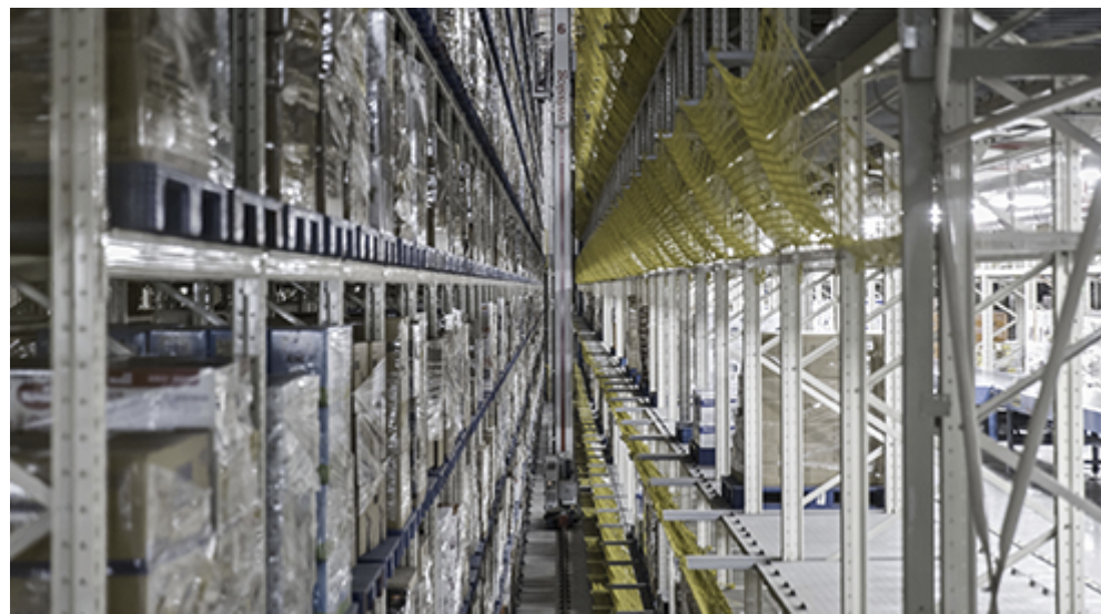Liberty Mutual: Robots and Drones in Warehouses
