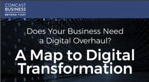 Comcast: Digital Transformation