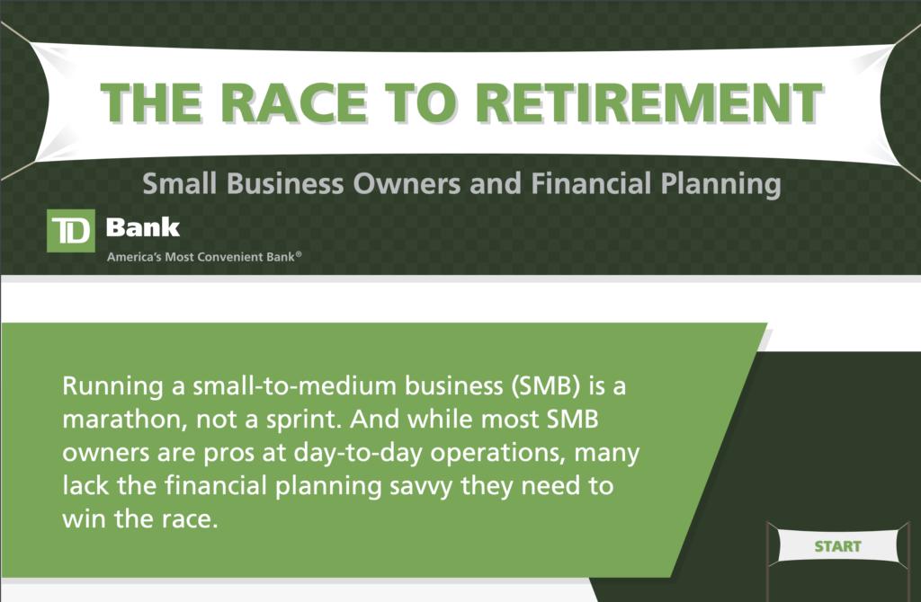 TD Bank: Race to Retirement