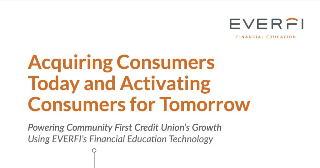 EVERFI: Community First Credit Union